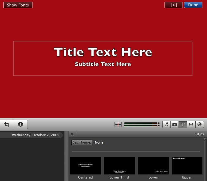 cmhslearntech / iMovie